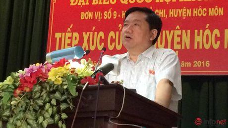 Ong Dinh La Thang: TP.HCM se day manh tu chu de tang tinh chu dong - Anh 1