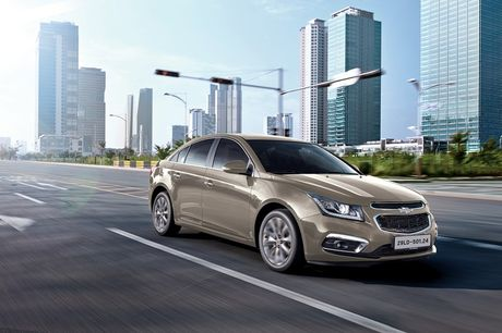 Chevrolet Cruze ban nang cap chinh thuc 'chao' thi truong Viet, gia tu 589 trieu dong - Anh 5