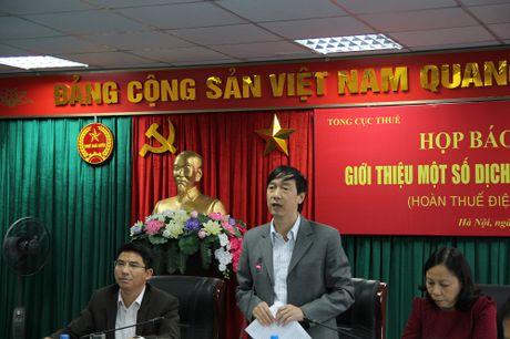 Tung buoc xay dung moi truong quan ly thue dien tu trong he thong thue - Anh 1