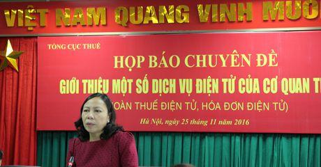 Tung buoc xay dung moi truong quan ly thue dien tu trong he thong thue - Anh 2