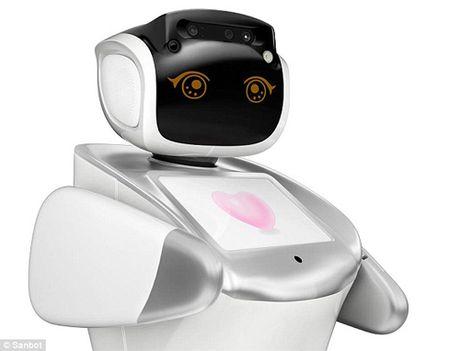 Robot san bay biet noi 28 thu tieng va truy tim toi pham - Anh 1