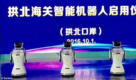 Robot san bay biet noi 28 thu tieng va truy tim toi pham - Anh 4