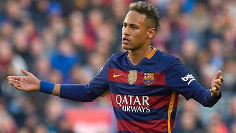 Neymar len tieng ve an tu 2 nam tron thue - Anh 1