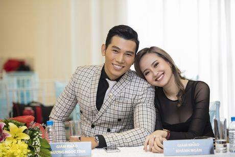 Khanh Ngan sexy ben Ngoc Tinh banh bao giua cai lanh cua Ha Noi - Anh 8