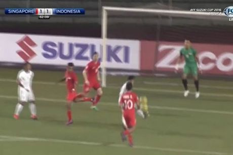 Indonesia thang nguoc Singapore 2-1, Thai Lan ha Philippines 1-0 - Anh 1