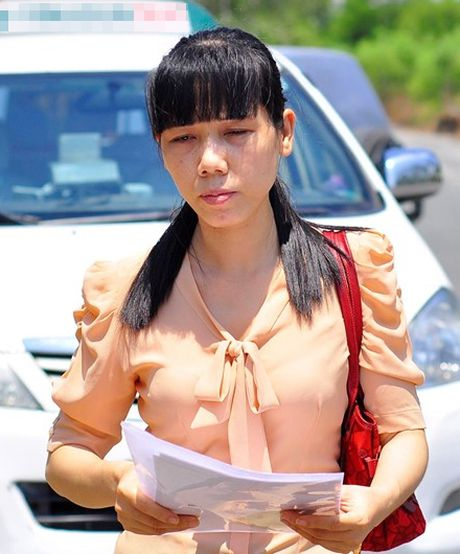 Cach chuc Pho truong Cong an huyen Nhon Trach bat oan nguoi to cao - Anh 1