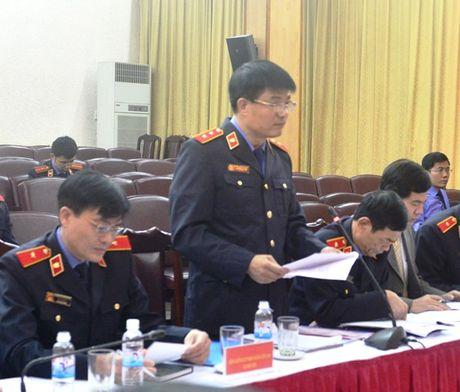 Lanh dao VKSNDTC nghe cac VKSND cap cao, VKSND T.P Ha Noi va VKSND TP. Ho Chi Minh bao cao ket qua cong tac nam 2016 - Anh 4