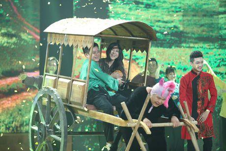 Puka doi mat nghi van duoc uu ai khi lien tiep nhan diem tuyet doi tu Hoai Linh - Anh 11
