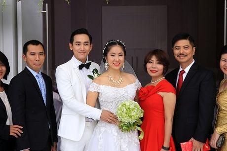 Le Phuong bi mat to chuc dam cuoi voi Hua Vi Van - Anh 1