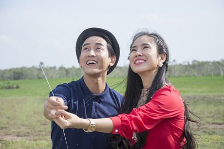 Le Phuong bi mat to chuc dam cuoi voi Hua Vi Van - Anh 3