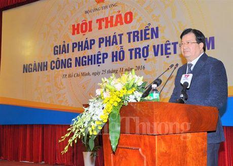 Coi DN la chu the quyet dinh thanh cong cua nganh cong nghiep ho tro - Anh 1