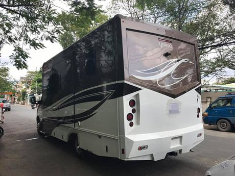 Can canh mau xe 'nha di dong' hang doc o Viet Nam - Anh 9