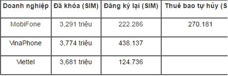 Da khoa gan 11 trieu SIM rac - Anh 1