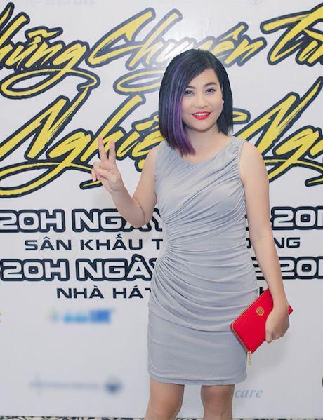 Hoai Linh tiet lo phai uong thuoc ngu moi khi chung phong voi Chi Tai - Anh 3