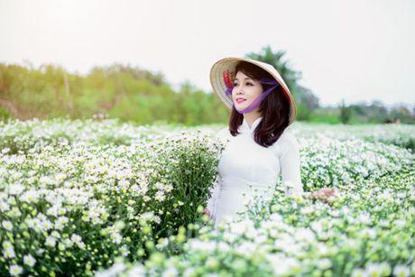 Mai Thu Huyen dep diu dang cung cuc hoa mi - Anh 7