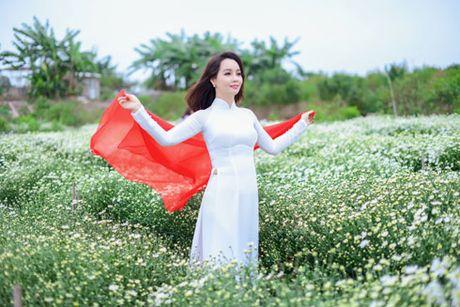 Mai Thu Huyen dep diu dang cung cuc hoa mi - Anh 8