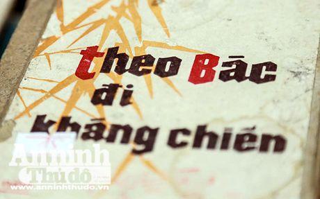 Tim lai ky uc Ha Noi xua qua nhung cuon sach nhuom mau thoi gian - Anh 4