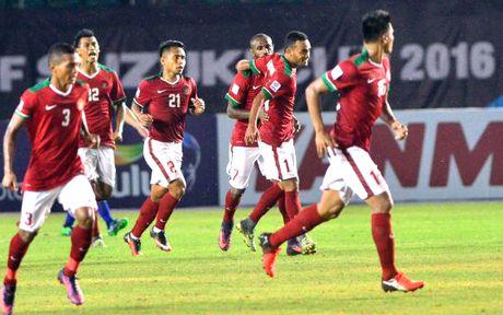 Nghet tho gianh ve, Indonesia doi Viet Nam tai ban ket AFF Cup 2016 - Anh 1