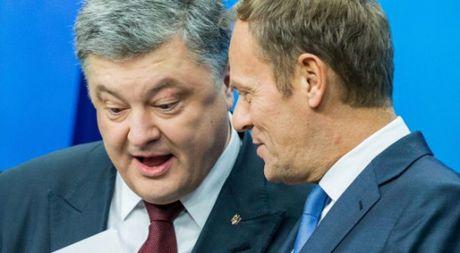EU van lan can chuyen mien thi thuc cho dan Ukraine - Anh 1