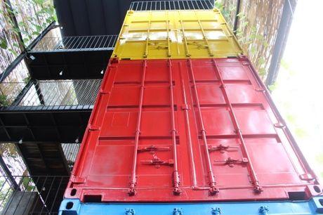 Khach san container o Nha Trang duoc bao kien truc nuoc ngoai ca ngoi - Anh 3