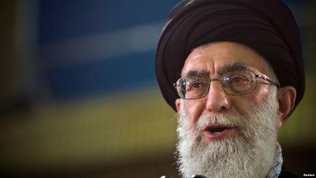 Iran doa tra dua neu My gia han lenh trung phat - Anh 1