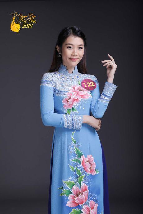 Ngam 19 thi sinh 'Nguoi dep xu Dua 2016' diu dang voi ao dai - Anh 15