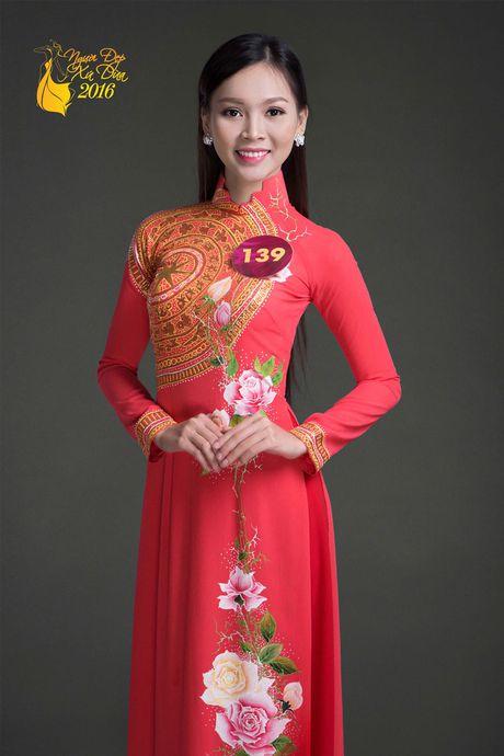 Ngam 19 thi sinh 'Nguoi dep xu Dua 2016' diu dang voi ao dai - Anh 3