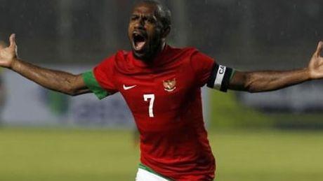 Danh bai Singapore, Indonesia gianh ve vao ban ket AFF Suzuki Cup - Anh 1