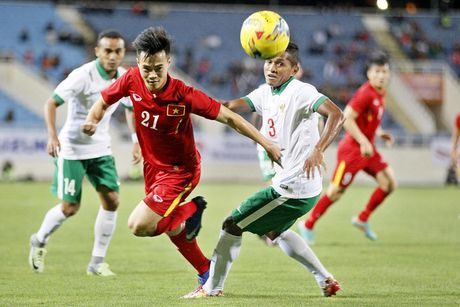 Indonesia nhieu kha nang se gap Viet Nam tai ban ket AFF Cup 2016 - Anh 1
