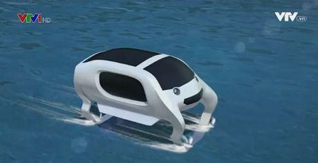 Sea Bubbles - Taxi bay tren nuoc - Anh 1