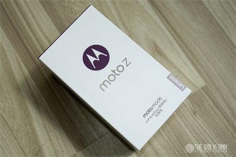 Can canh Motorola Moto Z tai Viet Nam - Anh 17
