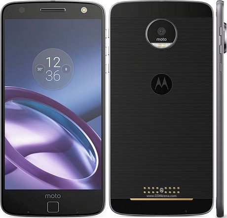 Can canh Motorola Moto Z tai Viet Nam - Anh 1