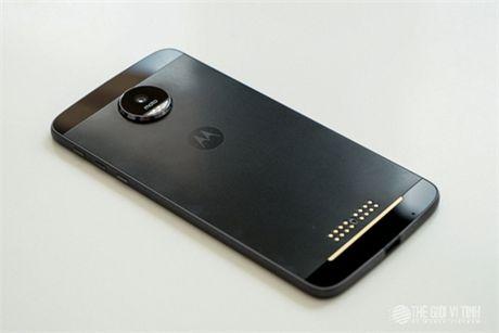 Can canh Motorola Moto Z tai Viet Nam - Anh 7