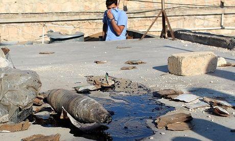 Chien su Aleppo: Quan thanh chien dung vu khi hoa hoc tan cong dan thuong - Anh 2