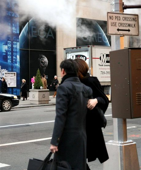 Ho Ngoc Ha om 'dai gia kim cuong' tren duong pho New York - Anh 2