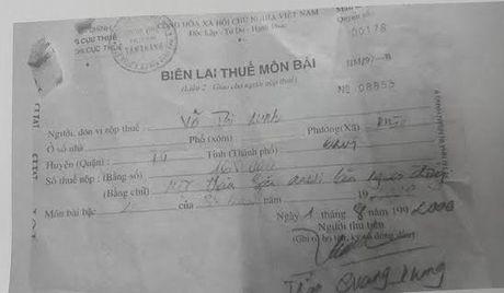 Ba Ria - Vung Tau: Vu dat nong nghiep bi 'ho bien' thanh dat rung phong ho - Anh 1