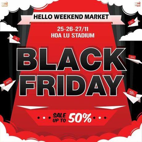 6 dia chi sale 'khung' dip Black Friday khong the bo lo tai TP.HCM - Anh 4