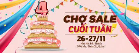 6 dia chi sale 'khung' dip Black Friday khong the bo lo tai TP.HCM - Anh 5
