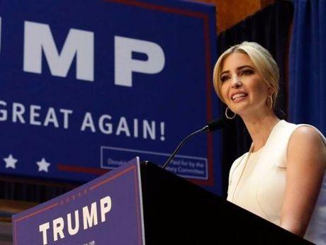 Ai nu Ivanka: 'Chiec ao hoa' cho su nghiep chinh tri cua Trump - Anh 1