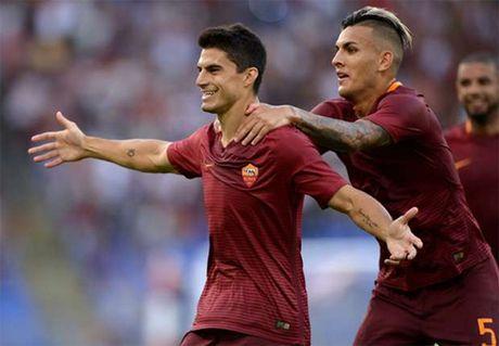 Sieu pham Rabona gop cong dua Roma di tiep tai Europa League - Anh 1