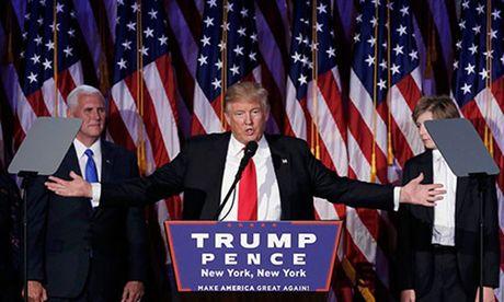 5 ly do nguoi My lac quan ve Tong thong dac cu Donald Trump - Anh 1