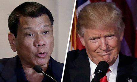 Trump - an so day thach thuc voi 'phien ban chau A' Duterte - Anh 1