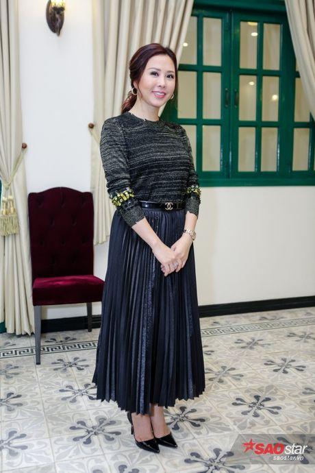 Chi Bao: 'Nhin Phan Anh moi thay lam nguoi noi tieng kho lam' - Anh 14