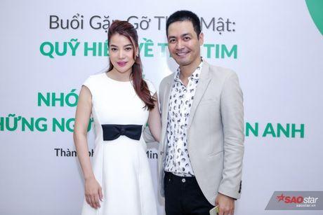 Chi Bao: 'Nhin Phan Anh moi thay lam nguoi noi tieng kho lam' - Anh 16