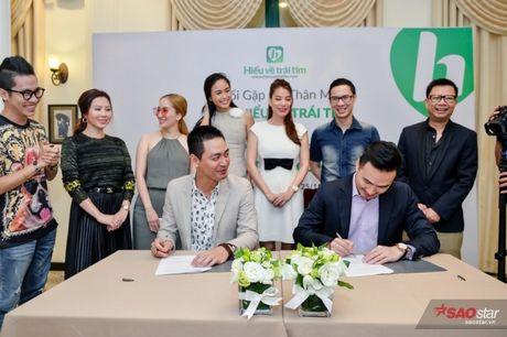 Chi Bao: 'Nhin Phan Anh moi thay lam nguoi noi tieng kho lam' - Anh 3