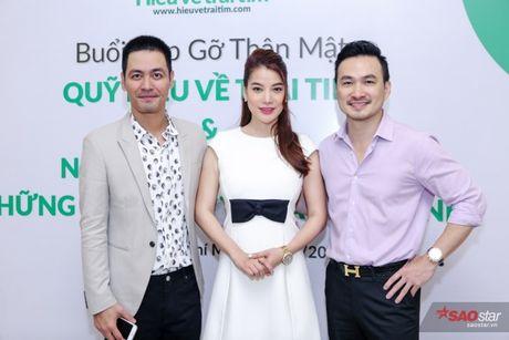 Chi Bao: 'Nhin Phan Anh moi thay lam nguoi noi tieng kho lam' - Anh 6