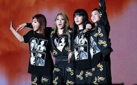 SOC: Park Bom da roi khoi YG, 2NE1 chinh thuc tan ra - Anh 1