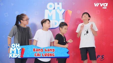 Oh My Kids! #11: Nhat Minh bat ngo bi che… 'hat khong ra gi' - Anh 5