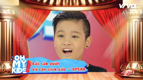 Oh My Kids! #11: Nhat Minh bat ngo bi che… 'hat khong ra gi' - Anh 7