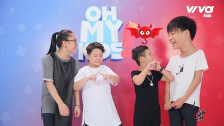 Oh My Kids! #11: Nhat Minh bat ngo bi che… 'hat khong ra gi' - Anh 8